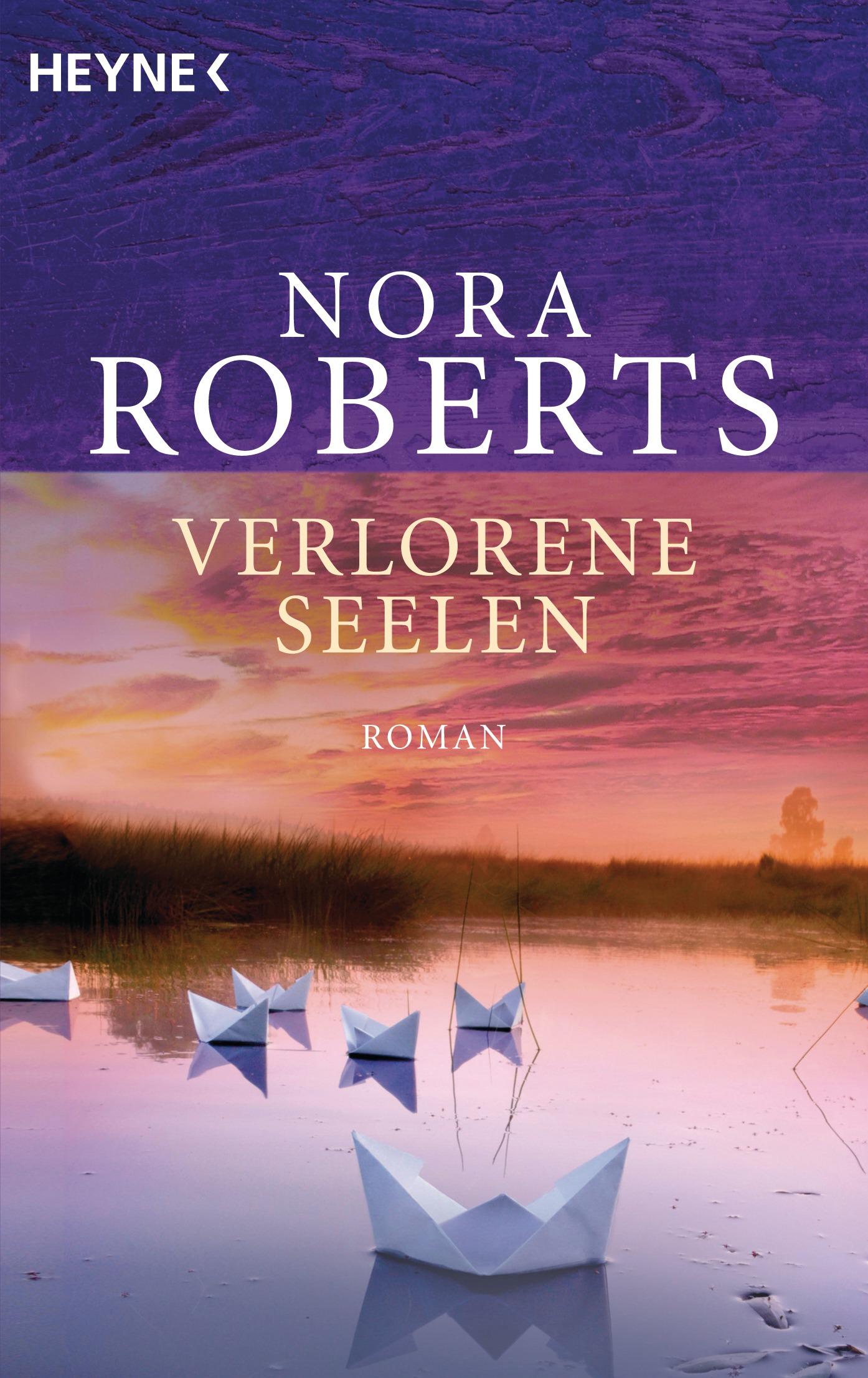 Verlorene Seelen - Nora Roberts