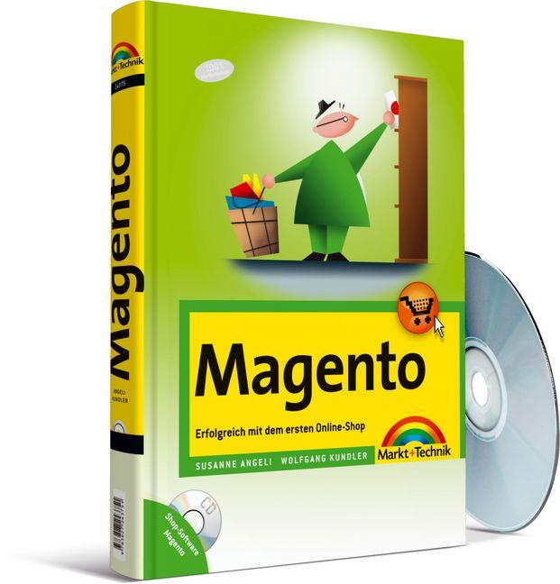 Magento - Erfolgreich mit dem ersten Online-Sho...