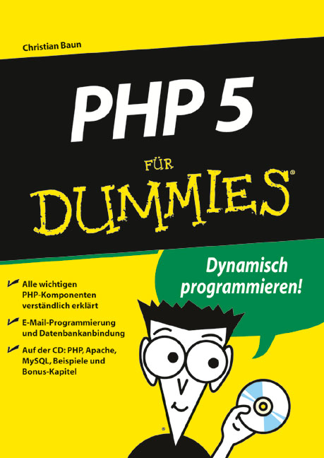 PHP 5 für Dummies (Fur Dummies) - Christian Baun