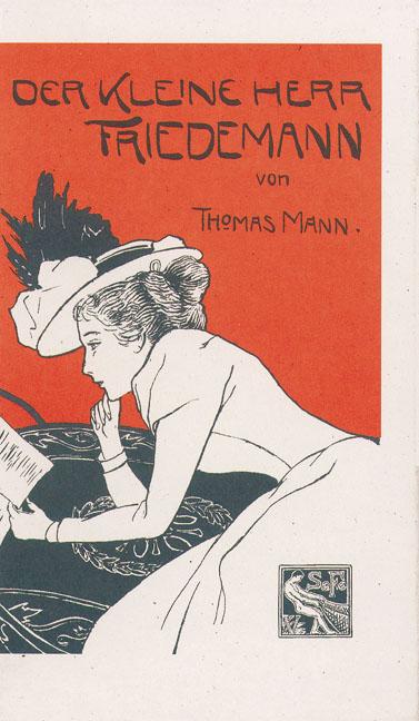 Der kleine Herr Friedemann. Schmuckausgabe - Thomas Mann