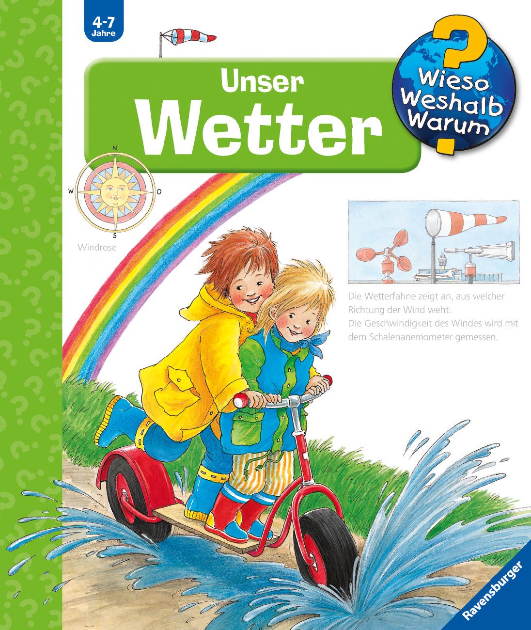 Unser Wetter (Wieso? Weshalb? Warum?) - Angela Weinhold