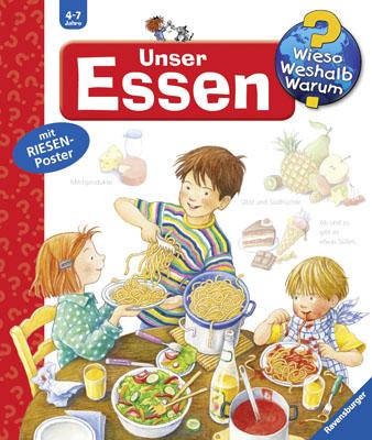 Unser Essen (Wieso? Weshalb? Warum?) - Doris Rübel