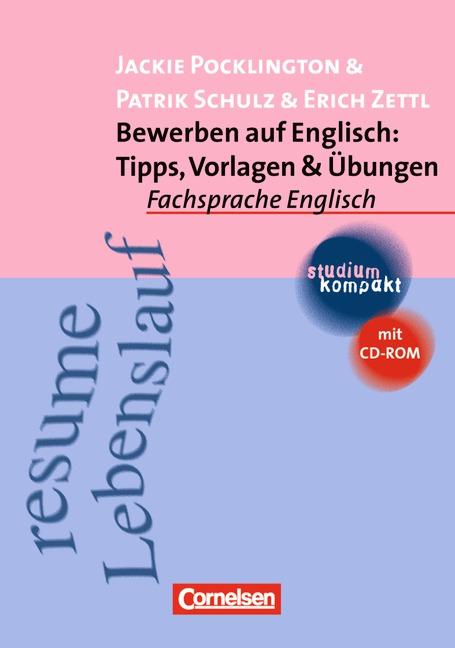 Bewerben auf Englisch: Tipps, Vorlagen und Übun...