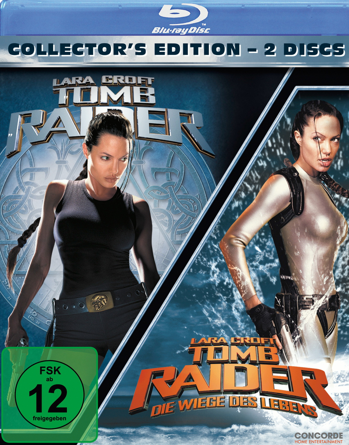 Tomb Raider 1&2 [Collector´s Edition]