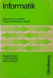 Informatik, Algorithmen und ihre Programmierung...
