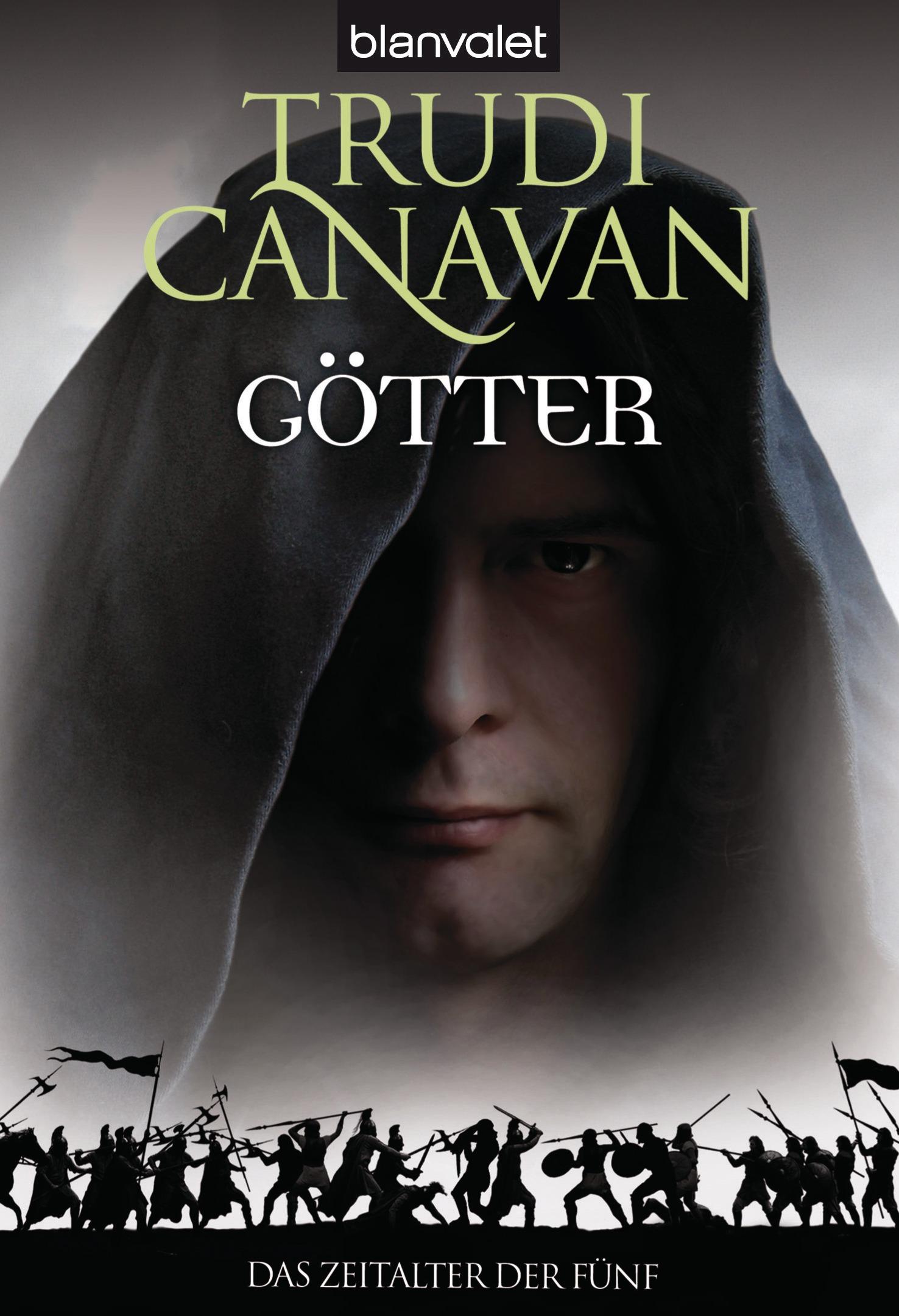 Götter. Das Zeitalter der Fünf 03 - Trudi Canavan