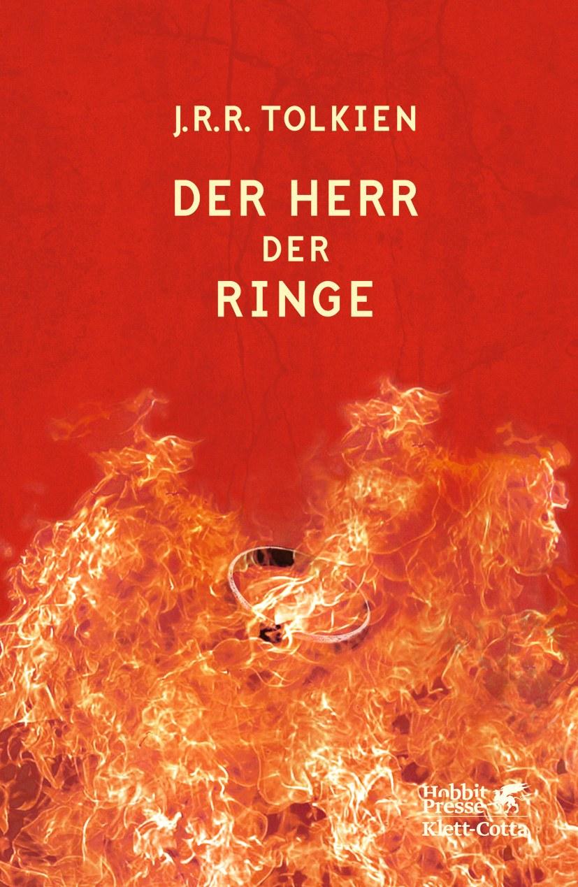Der Herr der Ringe - John Ronald Reuel Tolkien [Gebundene Ausgabe]