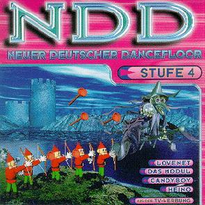Various - NDD - Neuer Deutscher Dancefloor Stufe 4