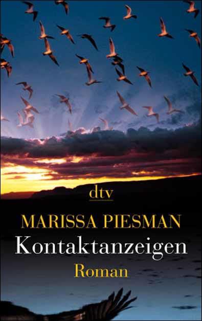 Kontaktanzeigen - Marissa Piesman