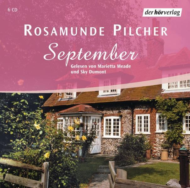 September - Rosamunde Pilcher [6 Audio CDs]