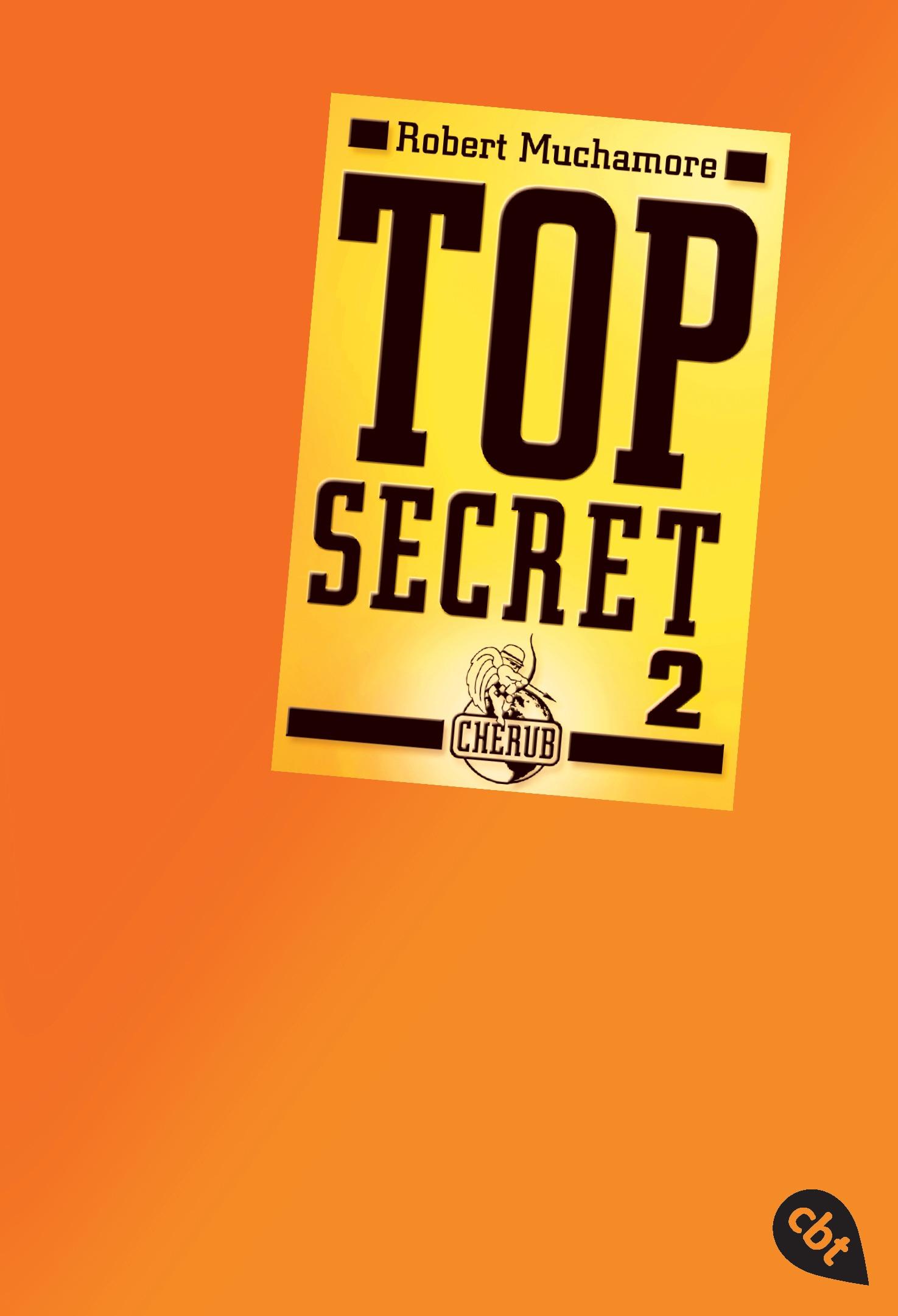 TOP SECRET - Heiße Ware - Robert Muchamore