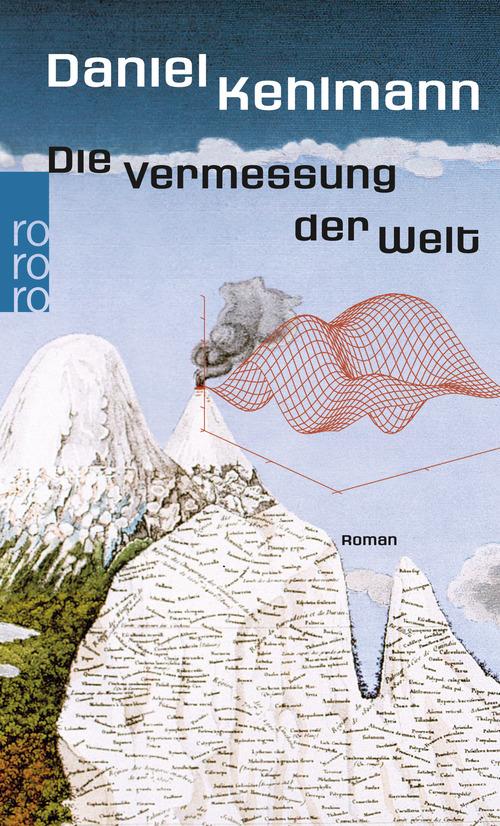 Die Vermessung der Welt - Daniel Kehlmann [Taschenbuch]