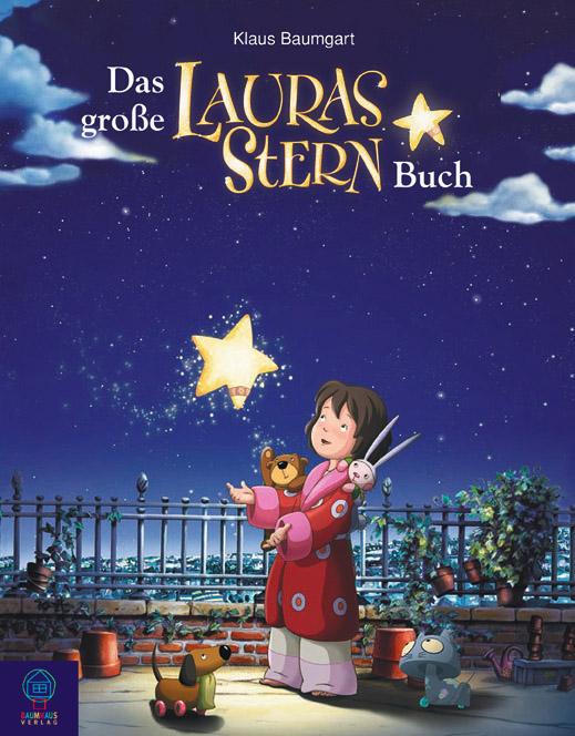 Das große Lauras Stern-Buch - Klaus Baumgart