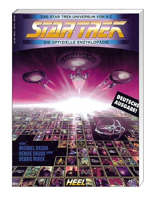 Star Trek - Die offizielle Enzyklopädie. Das St...