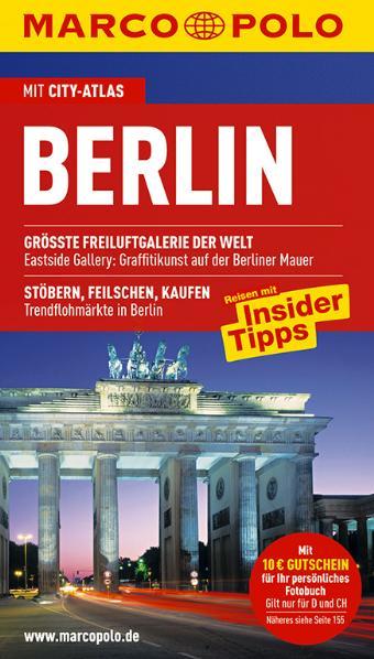 MARCO POLO Reiseführer Berlin: Reisen mit Insid...