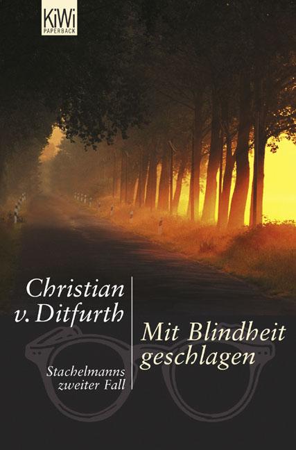 Mit Blindheit geschlagen: Stachelmanns zweiter Fall - Christian von Ditfurth