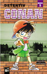 Detektiv Conan: Band 5 - Gosho Aoyama [Taschenbuch]