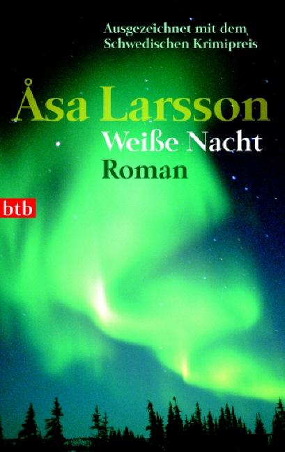Weiße Nacht - Åsa Larsson [2. Auflage]