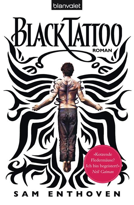 Black Tattoo - Sam Enthoven