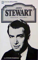 Heyne Filmbibliothek und Fernsehbibliothek, Nr.3, James Stewart - Howard Thompson