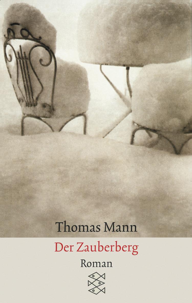 Der Zauberberg - Thomas Mann [19. Auflage]