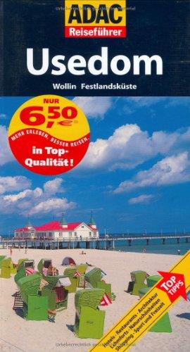 ADAC Reiseführer Usedom: Hotels. Restaurants. A...