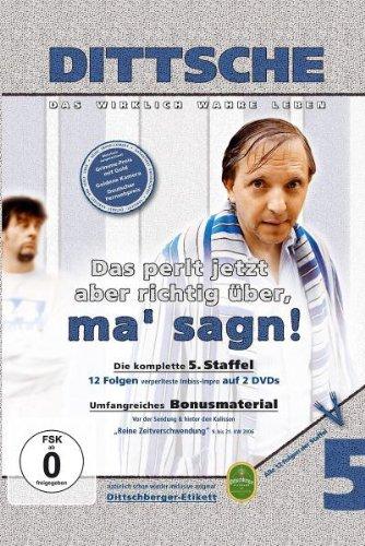 Dittsche - Das richtig wahre Leben Staffel 5 - ...