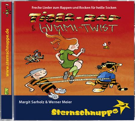 Tiger-Rap und Gummi-Twist: Eine Einladung zum K...