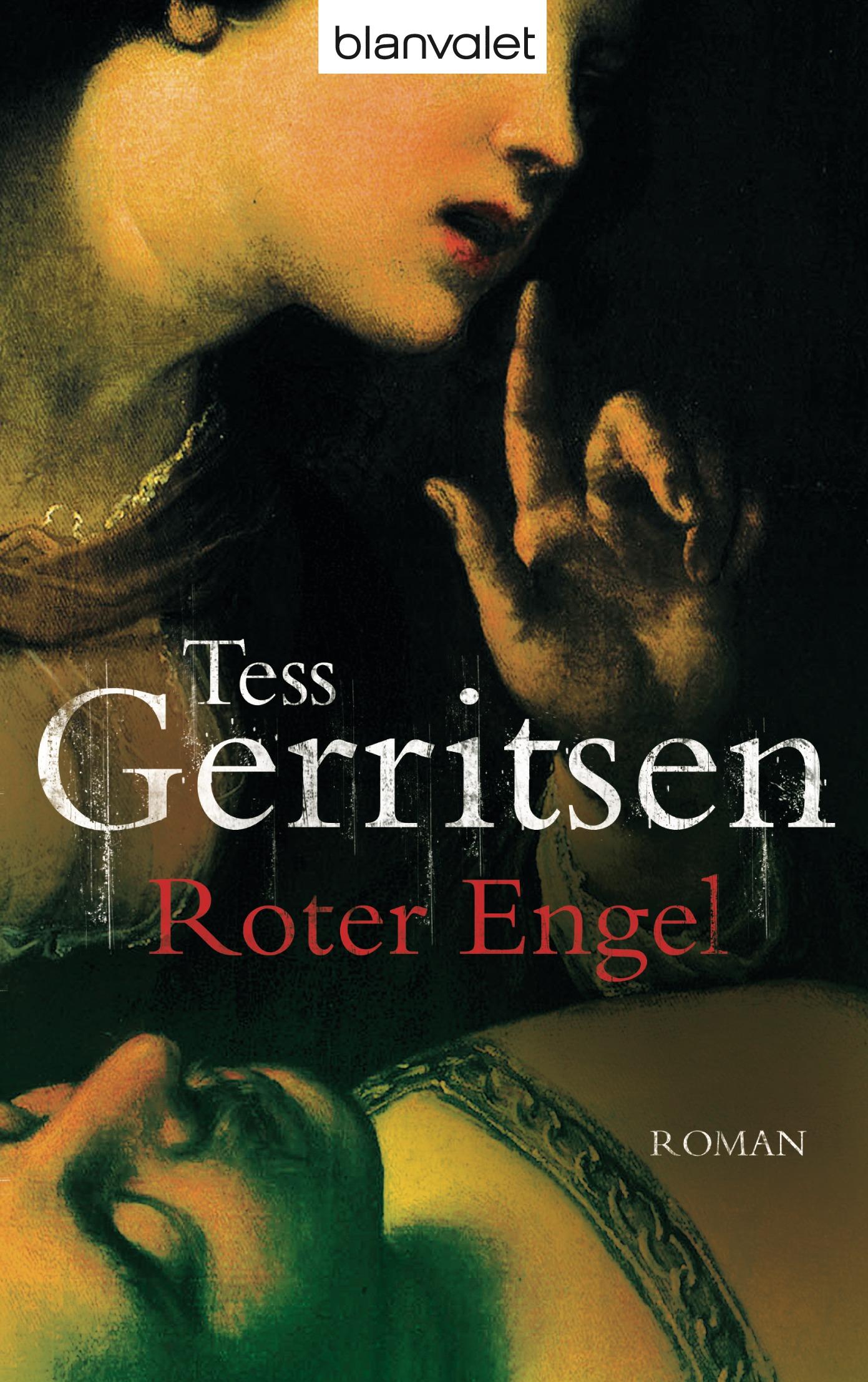 Roter Engel - Tess Gerritsen [Taschenbuch]