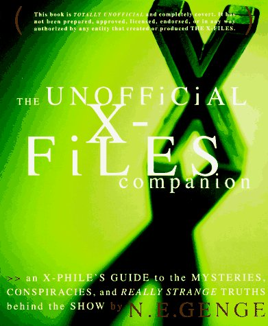 The Unofficial X-File´s Companion: An X-Phile´s...