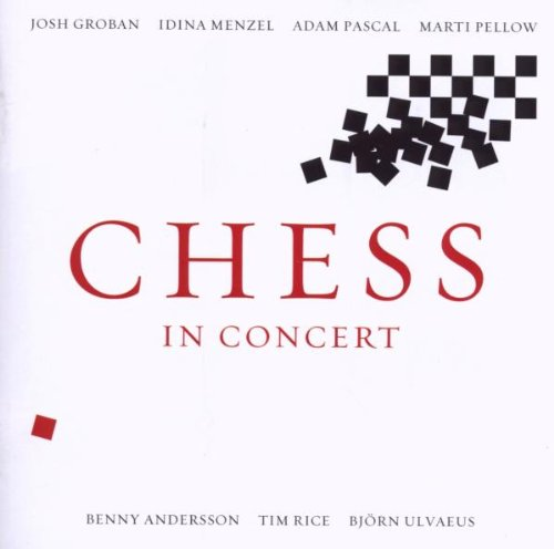 Groban - Chess in Concert