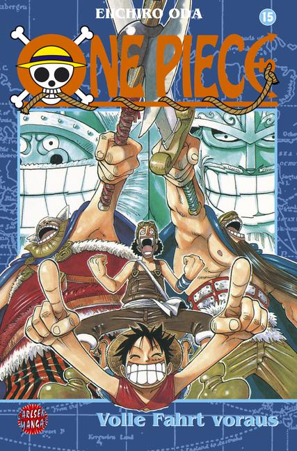 One Piece 15 - Eiichiro Oda