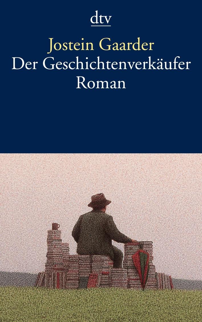 Der Geschichtenverkäufer - Jostein Gaarder