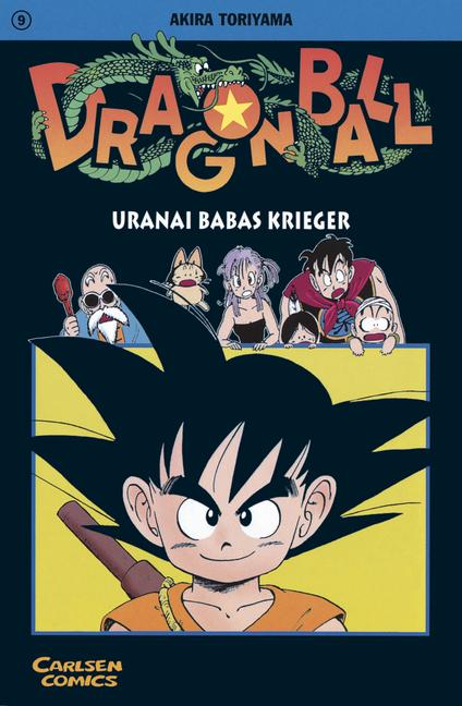 Dragon Ball: Band 9 - Uraniai Babas Krieger - Akira Torijama [Taschenbuch]