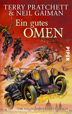 Ein gutes Omen - Der völlig andere Hexen-Roman - Terry Pratchett