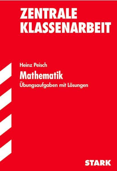 Zentrale Klassenarbeit Baden-Württemberg, Mathe...