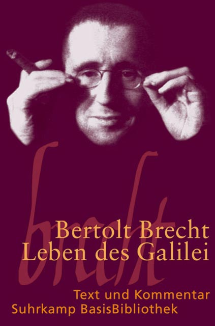 Suhrkamp BasisBibliothek (SBB), Nr.1, Leben des Galilei - Bertolt Brecht