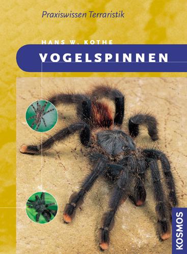 Vogelspinnen - Hans W. Kothe