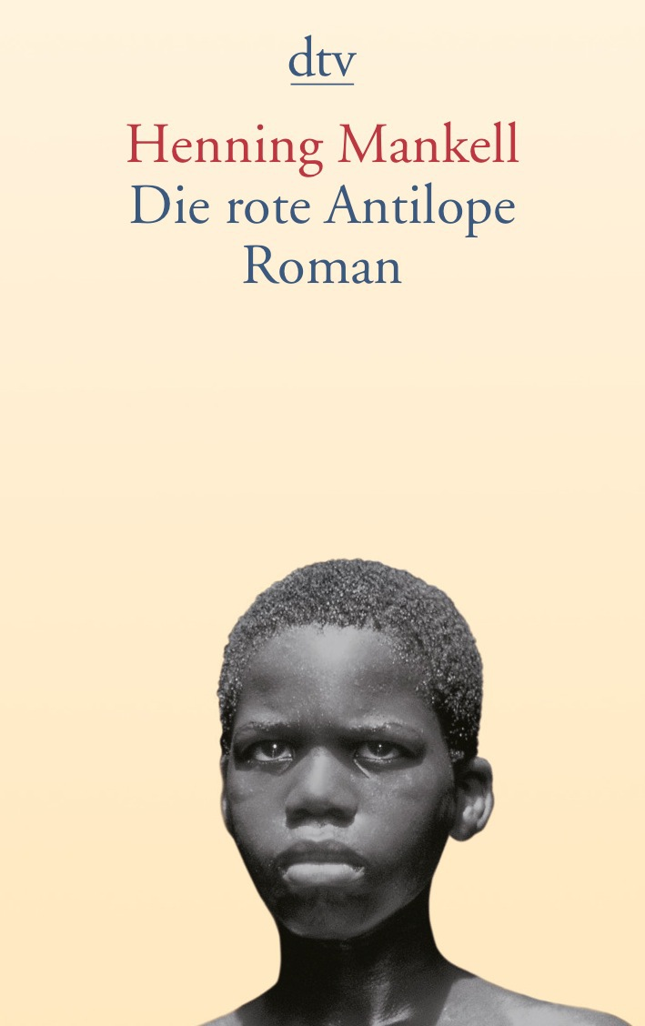 Die rote Antilope - Henning Mankell