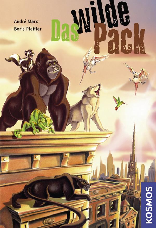 Das wilde Pack - Andre Marx