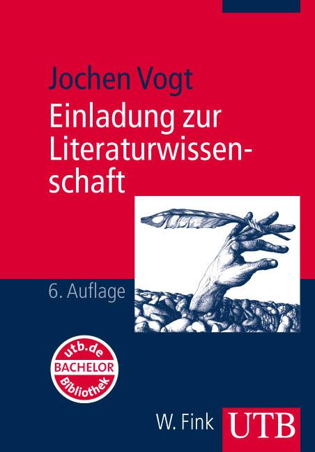 Einladung zur Literaturwissenschaft - Jochen Vo...