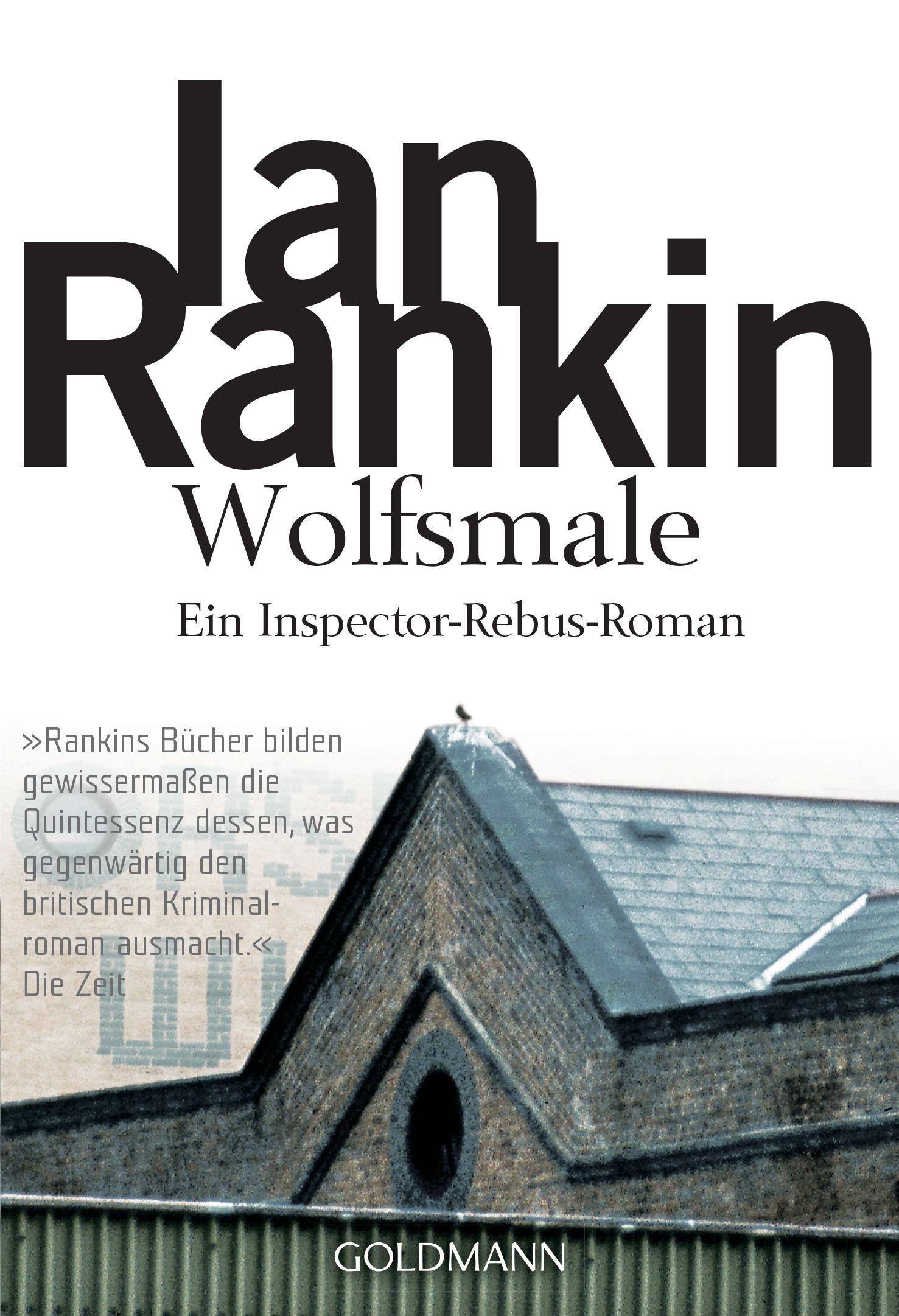 Wolfsmaler - Ian Rankin