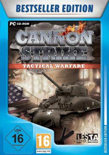 Cannon Strike Bestseller Edition