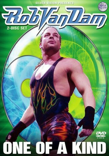 WWE: Rob Van Dam - One of a Kind [2 DVDs, UK Import]