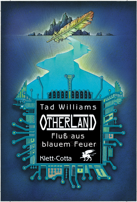 Otherland Bd.2: Fluss aus blauem Feuer - Tad Williams