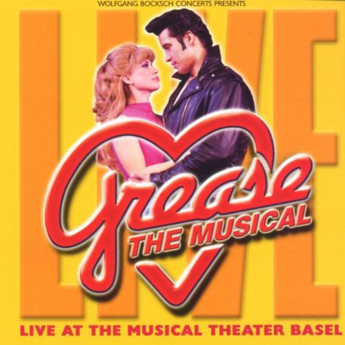 Various - Grease-the Musical