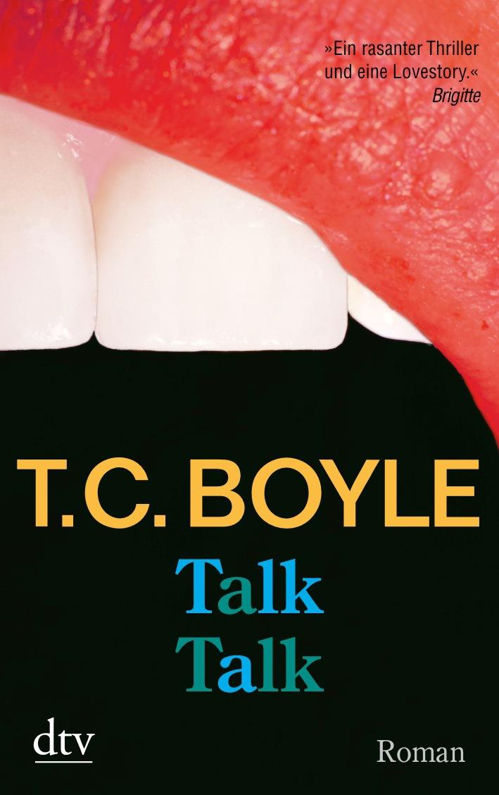 Talk Talk - T. C. Boyle