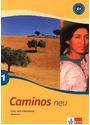 Caminos 1: Lehr- und Arbeitsbuch Spanisch - Margarita Görrissen [mit CD]
