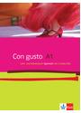 Con gusto A1: Lehr- und Arbeitsbuch Spanisch - Eva M. Lloret Ivorra [Buch + 2 Audio CDs]