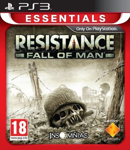 Resistance: Fall of Man [Platinum, Internationale Version]